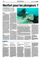 SudOuest-191105-Renfort pour les plongeurs